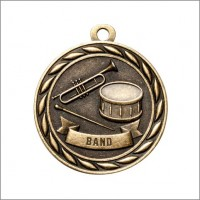 "2"" Scholastic Medal BAND"