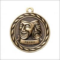 "2"" Scholastic Medal DRAMA"