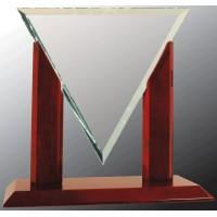 10.25 Diamond TRNGL JDE Glass