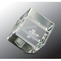 3X3 Crystal CUBE