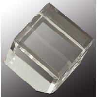 "4"" x 4"" Crystal Cube"
