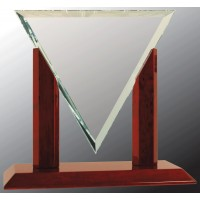 9.25 Diamond TRNGL JDE Glass