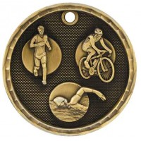 Triathlon Medals