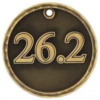 26.2 Marathon Medals