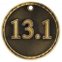 13.1 Half Marathon Medals
