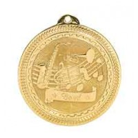 2 inch Band Laserable BriteLazer Medal