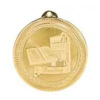 2 inch Reading Laserable BriteLazer Medal