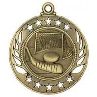 2 1/4 inch Hockey Galaxy Medal