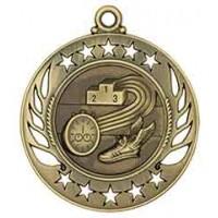2 1/4 inch Track Galaxy Medal