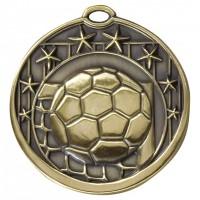 """2"""" Soccer Star Medal"""