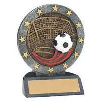 4 1/2 inch Soccer All Star Resin