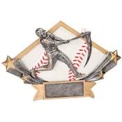 Baseball Resin Trophies