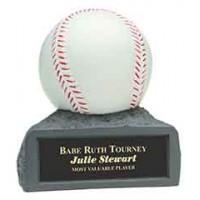 4 inch Color Baseball Resin