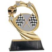 Racing Resin Trophies