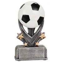 5 1/2 inch Soccer Varsity Sport Resin