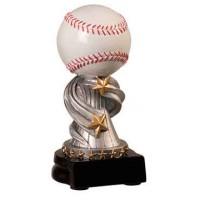 5 3/4 inch Baseball Encore Resin