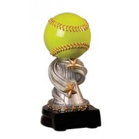 5 3/4 inch Softball Encore Resin