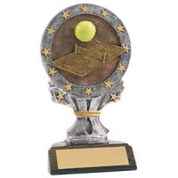 6 1/4 inch Tennis All Star Resin