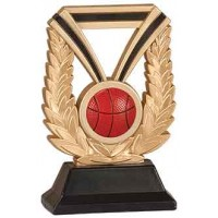 6 inch Basketball Dura Resin