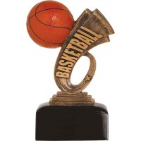 7 inch Basketball Headline Resin