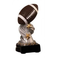 6 inch Football Encore Resin