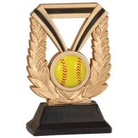 6 inch Softball Dura Resin