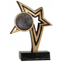 7 inch 2 inch Insert Holder Infinity Star Resin