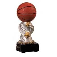 7 inch Basketball Encore Resin
