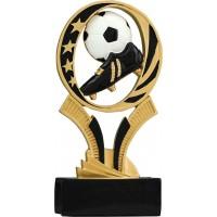 7 inch Soccer Midnight Star Resin