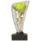Softball Resin Trophies