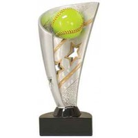 Softball Resin Trophies
