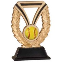 7 inch Softball Dura Resin