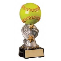 7 inch Softball Encore Resin