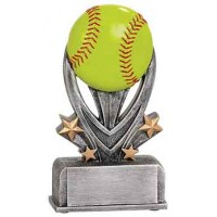 7 inch Softball Varsity Sport Resin