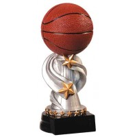 8 1/2 inch Basketball Encore Resin
