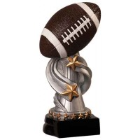 8 1/2 inch Football Encore Resin