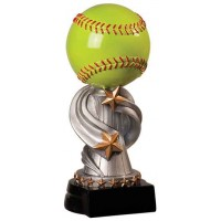 8 1/2 inch Softball Encore Resin