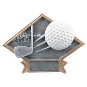 Golf Resin Trophies