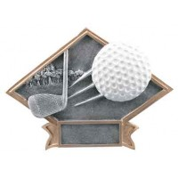 Golf Resin Trophies