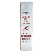 2 1/2 x 10 Award Ribbons