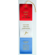 3 Layer Award Ribbons