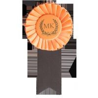 #100 Custom Award Rosette