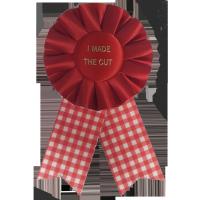#105 Custom Award Rosette