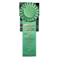 #114 Custom Award Rosette