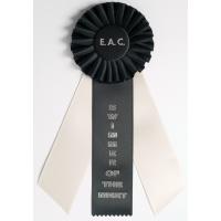 #115 - Custom Award Rosette