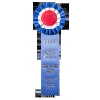 #316 Custom Award Rosette