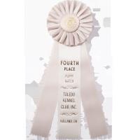 #318 - Custom Award Rosette