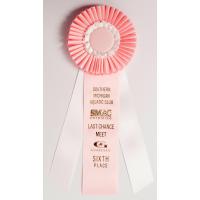 #600 - Custom Award Rosette