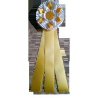 #750 - Custom Award Rosette