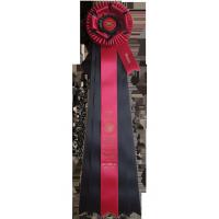 #930 - Custom Award Rosette